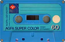 AGFA-C60-2-23-04-2011 audio cassette tape