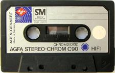 audio cassette tape