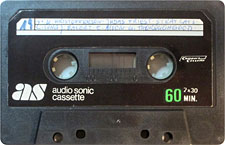 AUDIO-SONIC-C60-2_MCiPjH_121006 audio cassette tape