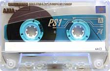 AXIA_ps1_74_111227 audio cassette tape