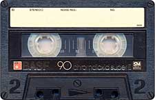 BASF_Chrom_Dioxid_Super_C90_Auriu_071128 audio cassette tape