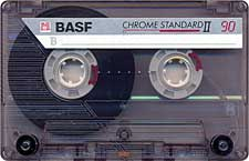 BASF_Chrome_Standard_II_90_071128 audio cassette tape