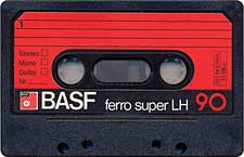 BASF_Ferro_Super_LH_90_Rosu_071128 audio cassette tape