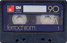BASF_Ferrochrom_C90_071128 audio cassette tape