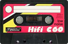COMBO-HIFI-C60-23-04-2011 audio cassette tape