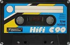 COMBO-HIFI-C90-23-04-2011 audio cassette tape