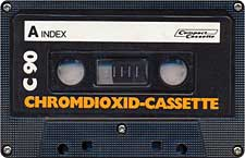 Chromdioxide_90_071130 audio cassette tape