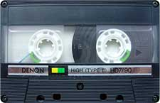 Denon-HD7-90b_111227 audio cassette tape