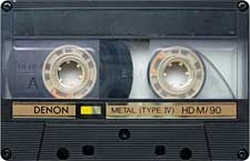 Denon-HDM_90_111227 audio cassette tape