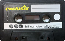 EXCLUSIV-C60-Black_MCiPjH_121006 audio cassette tape