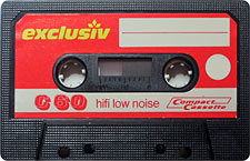 EXCLUSIV-C60-RED-Black_MCiPjH_121006 audio cassette tape