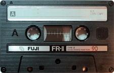 FUJI-FRII-90_MCiPjH_121006 audio cassette tape