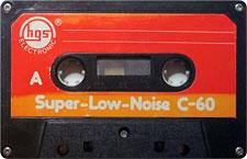 HGS-C60ferro_MCiPjH_121006 audio cassette tape