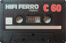 HIFIFERRO C60_MCiPjH_121006 audio cassette tape