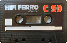 HIFIFERRO-C90_MCiPjH_121006 audio cassette tape