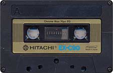 Hitachi_EX_-_C90_071128 audio cassette tape