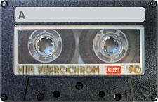 ICM-FERROCHROM-C90_MCiPjH_121006 audio cassette tape