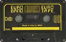 IMEA-EURO-TAPE-C60-23-04-2011 audio cassette tape