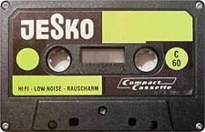 JESKO-C60_MCiPjH_121006 audio cassette tape