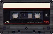JVC_F1_C60_071130 audio cassette tape