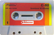 KLASSE-C60_MCiPjH_121006 audio cassette tape