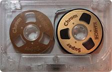 Kamichi-C60_MCiPjH_121006 audio cassette tape