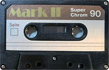 MARK-II-C90_MCiPjH_121006 audio cassette tape