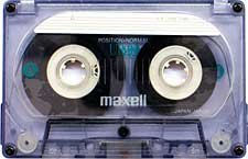 Maxell_UR90_2 audio cassette tape