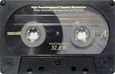 Maxell_XLII_90_111227 audio cassette tape