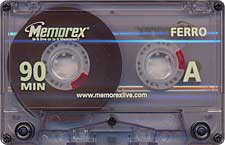 Memorex_Ferro_90_071128 audio cassette tape