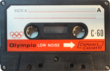 OLYMPIC C60_MCiPjH_121006 audio cassette tape