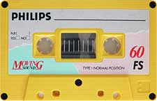 PHILIPS-MOVING-SOUND-C60-23-04-2011 audio cassette tape