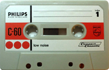 Philips-C60_MCiPjH_121006 audio cassette tape
