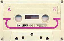 Philips_C90_vechi_071128 audio cassette tape