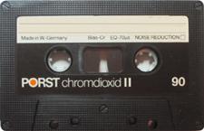 Porst-C90_MCiPjH_121006 audio cassette tape