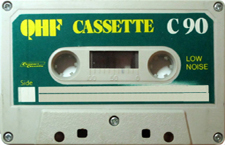 QHF-C90_MCiPjH_121006 audio cassette tape