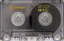 SAMSUNG-XM-H60-23-04-2011 audio cassette tape