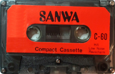 SANWA-C60_MCiPjH_121006 audio cassette tape