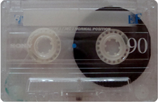 SONY_EF_blau_90 audio cassette tape