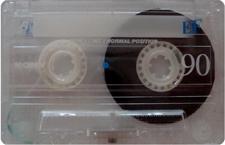 SONY_EF_blau_90 audio cassette tape