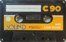 SOUND C90_MCiPjH_121006 audio cassette tape