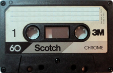 Scotch-C60_MCiPjH_121006 audio cassette tape
