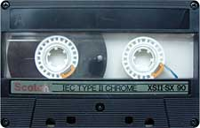 Scotch_XSII-SX90_111227 audio cassette tape