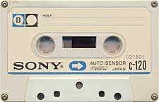 Sony_Autosensor_C120_Vechi_Albastru_071130 audio cassette tape