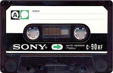 Sony_autosensor_C90_negru_071130 audio cassette tape