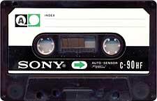 Sony_autosensor_C90_negru_071130 audio cassette tape