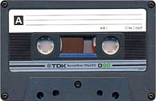 TDK_D90_071128 audio cassette tape