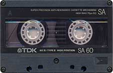 TDK_SA_C90_071128 audio cassette tape