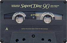 TDK_Super_CDing_C90_071128 audio cassette tape