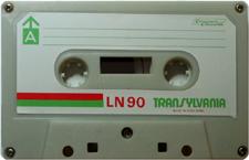 TRANSYLVANIA-LH90ferro_MCiPjH_121006 audio cassette tape